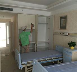 绿创环保集团石家庄市妇产医院